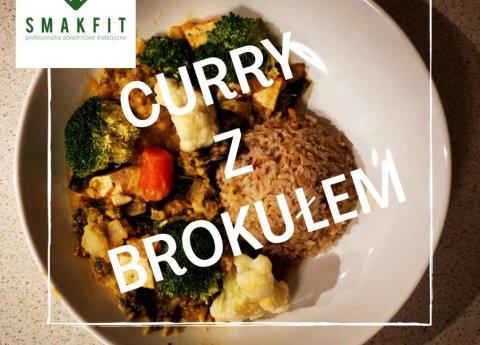Curry z brokułem i kalafiorem – wsparcie detoksykacji organizmu